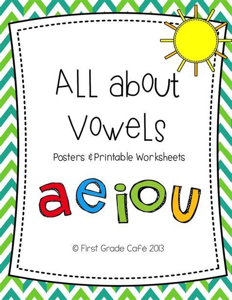 Printable Vowels Poster | 31 best images about short vowels vs long vowels on