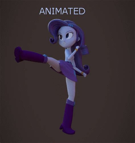Blender Kick On blender animation rarity s kick by axelstripe on deviantart