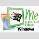 Microsoft Windows Me Logo | 242 x 161 gif 12kB