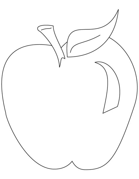 apple coloring page apples coloring pages learn to coloring