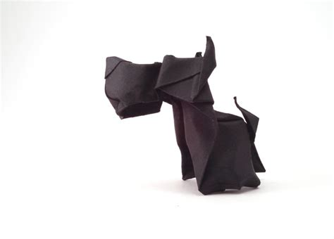 dogs in origami 30 breeds from terriers to hounds books hoang tien quyet gilad s origami page