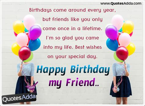 Happy Birthday To Friend Quotes Best Friend Birthday Quotes And Wishes Gifts Greetings
