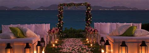 Luxury Destination Wedding ? Marriages Made in Paradise