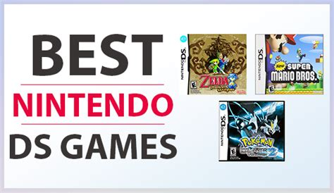 best nds the 15 best nintendo ds expose gaming