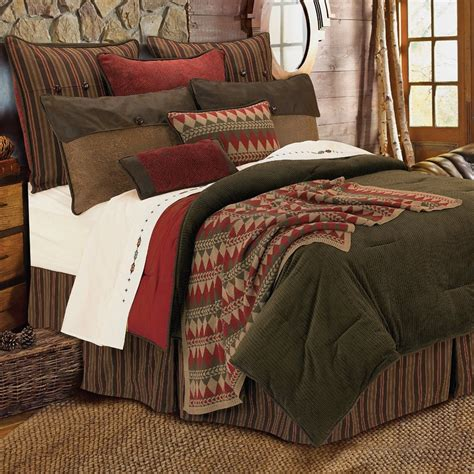 wilderness ridge comforter set rustic furniture mall by