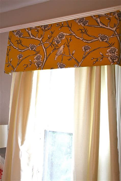 curtain boxes no sew window treatments a follow up diy on the cheap