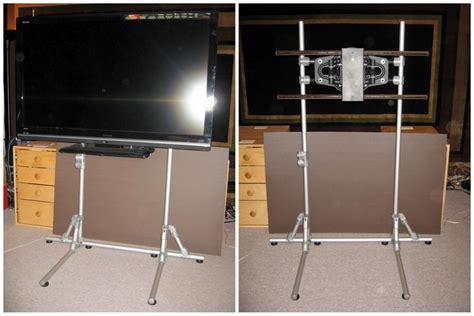 freestanding flat screen tv stand