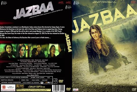 Cover Dvd Jazbaa Dvd Cover All New Dvd Covers