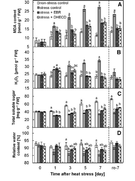 effects   epibrassinolide ebr   dihydro