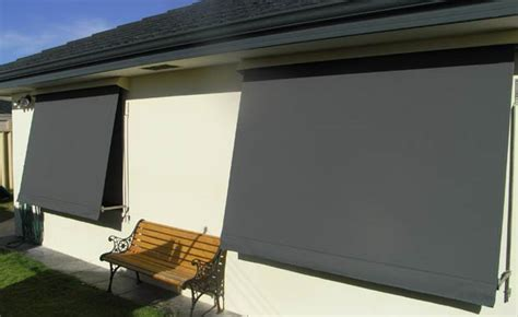 exterior blinds and awnings outdoor blinds and awnings 171 sunteca