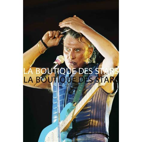 johnny hallyday parc des princes johnny hallyday au parc des princes 1993 la boutique des