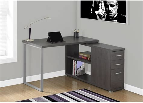 contemporary office desk designs decorating ideas