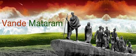 vande mataram happy republic day  wallpaper