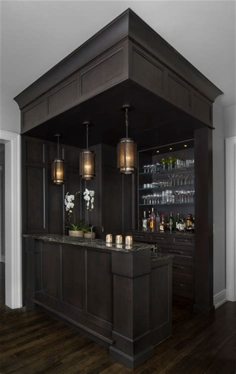 design rules for building a home bar amw design suffield transitional home bar detroit