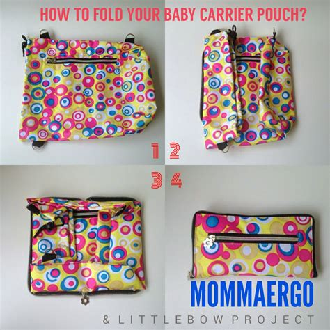Dompet Baby Resleting my littlebow journal ergo baby sling pouch baby carrier bag pouch