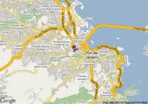 map of atlantis copacabana de janeiro