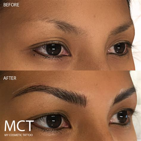 cosmetic eyebrow tattoo portfolio my cosmetic