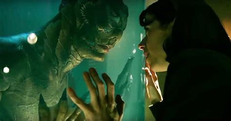the shape of water oscar contenders the shape of water rises to the top