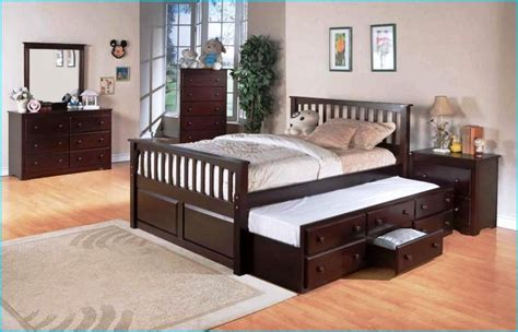 With Trundle Bed by Bed With Trundle Underneath We Need This Now With