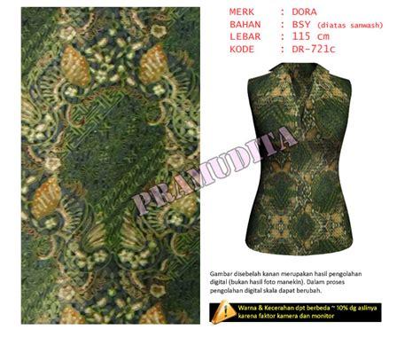Kain Batik Cap Bahan Katun Primis Kode7 batik pramudita