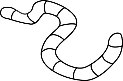 clear earth worm clip art at clker com vector clip art