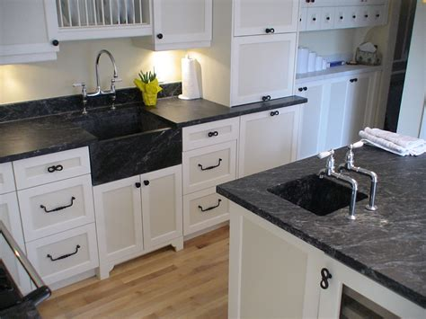 Soapstone Kitchen by Soapstone Countertops