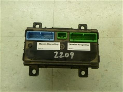 volvo vehicle locator volvo ecms module parts tpi