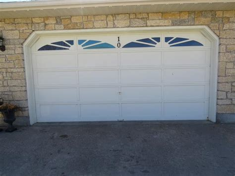 16 X 8 Ft Wooden Garage Door East Regina Regina 16 Ft Garage Door