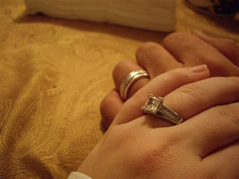 wedding ring is worn on which finger why engagement rings are often worn on the fourth finger