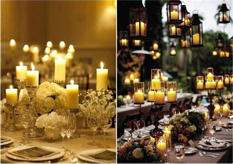 Vorschl Ge Tischdeko Hochzeit by Tischdeko Mit Kerzen Klischee Oder Klasik