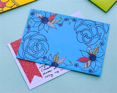 doodle 4 mailing address omiyage blogs send pretty mail 36 37 38 doodle collages