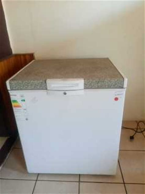 Chest Freezer Secondhand fridges and freezers household classifieds in gauteng
