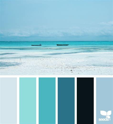 the sea colors color sea design seeds