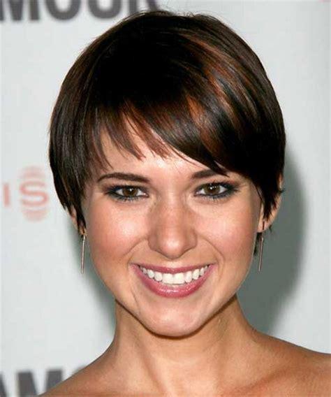 haircuts for straight flat hair short haircuts for thin straight hair