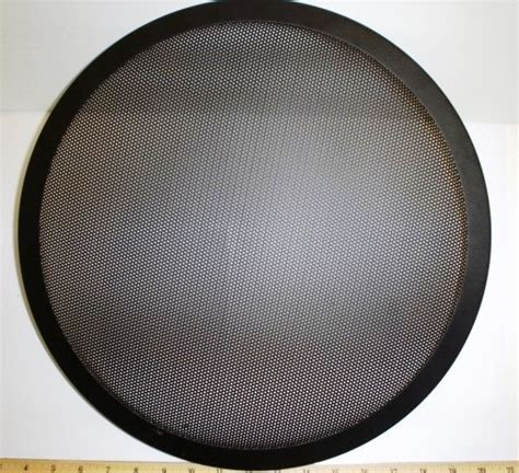 Grill Subwoper 12inc grill cover 12 inch subwoofer grill cover