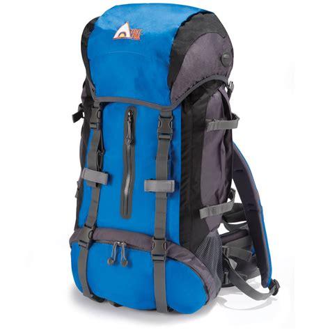 the backpack tent and sleeping bag hammacher schlemmer