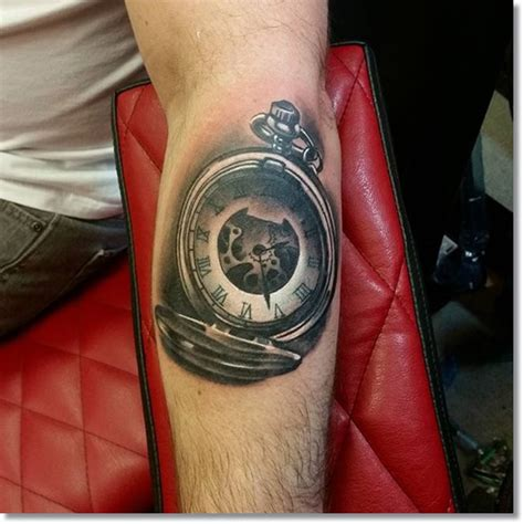 small pocket watch tattoo 60 amazing collection of awesome pocket sleeve