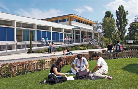 Best Mba Colleges In Switzerland by Coll 232 Ge Du L 233 Swiss Academic Network