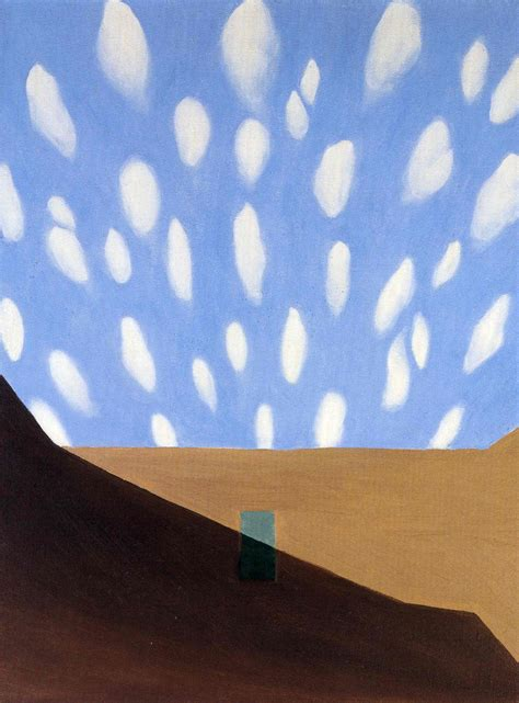 georgia backyard in the patio viii 1950 georgia o keeffe wikiart org