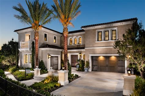 home design show california toll brothers at hidden canyon marbella collection the