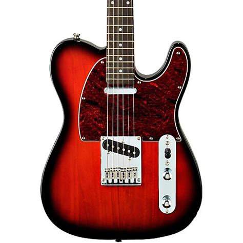 Squier Standard Stratocaster Electric Guitar Antique Burst squier standard telecaster electric guitar antique burst musician s friend