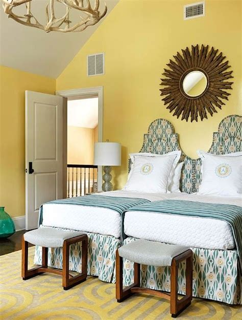 two twin beds pushed together 22 guest bedrooms with captivating twin bed designs