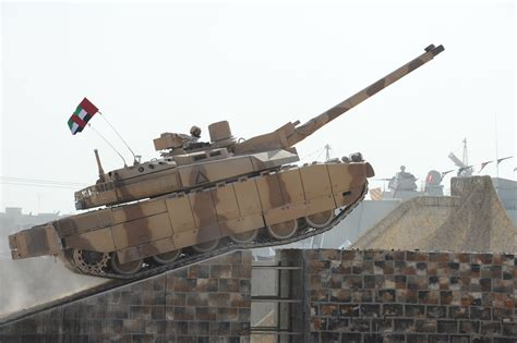leclerc main battle tank of army forces of united arab