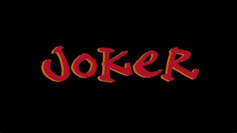 joker font  fonts
