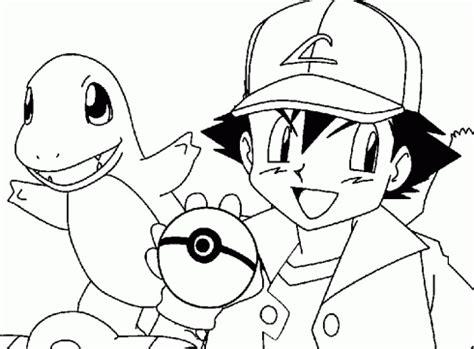 imagenes nuevas para colorear dibujos para colorear pokemon ash en la acci 243 n dibujos