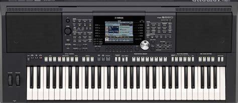 Keyboard Yamaha A2000 Psr S500 Style Files