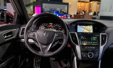 Acura Tlx 2020 Horsepower by 2020 Acura Tlx Redesign And The Specs Thenextcars
