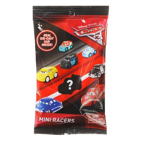 Cars Mini Racers Smokey disney pixar cars 3 micro racers blind bag toys r us