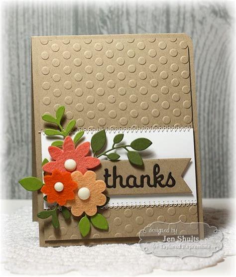 Handmade Thank You Cards Ideas - 25 unique handmade thank you cards ideas on