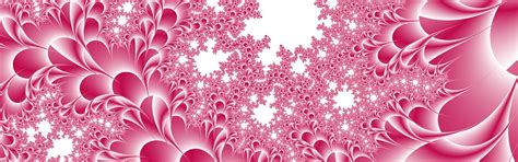 pink pattern header pokeloading
